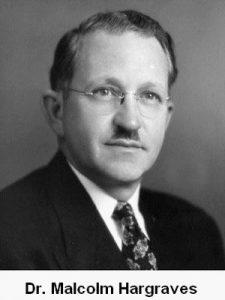 Dr. Malcolm Hargraves