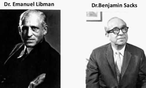 Emanuel Libman и Benjamin Sacks - описали атипичным веррукозным эндокардитом 4 случая системной красной волчанки