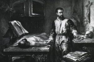 Анатомическая техника в эпоху Возрождения