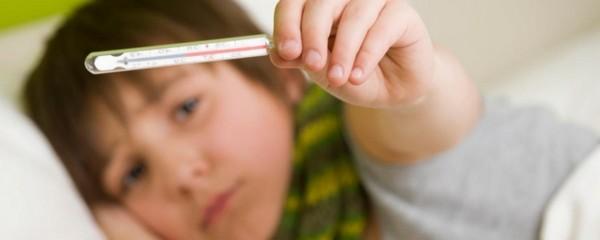 Лихорадка у ребенка при системной красной волчанке