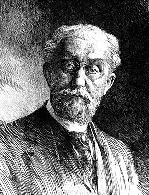 Georges Thibierge, описавший кальциноз при склеродермии