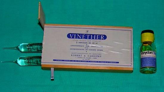 Препарат для наркоза «Винетер»