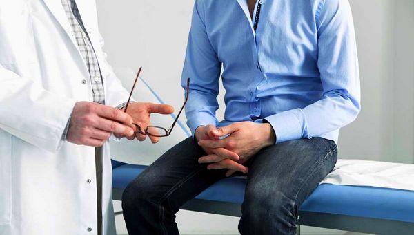 Сбор анамнеза у больных мужским бесплодием