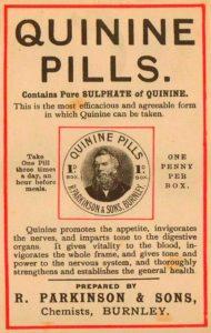 Инструкция по применению хинина