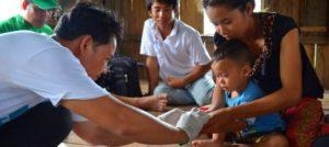 Лабораторная диагностика малярии