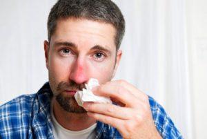 Насморк при гриппе