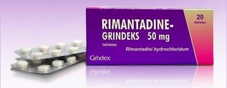Ремантадин - препарат для лечения гриппа