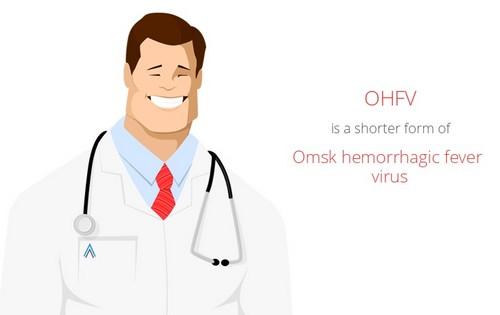 Омская геморрагическая лихорадка