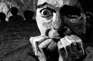 Течение параноидной шизофрении