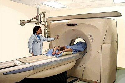 Мультиспиральная компьютерная томография головного мозга