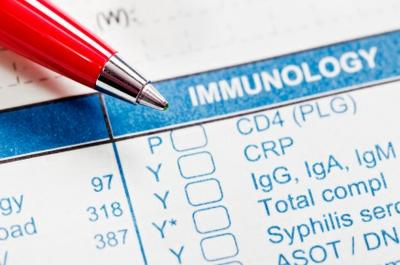 Иммунный статус при ВИЧ