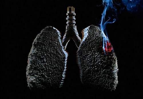 Влияние курения на органы дыхания