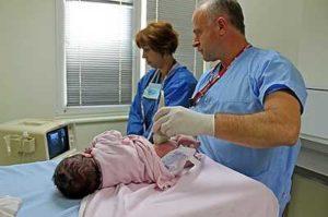 Диагностика дисплазии тазобедренных суставов у детей