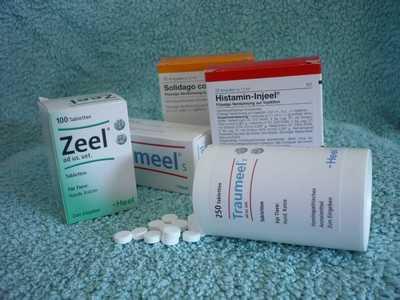Гомотоксикологические препараты