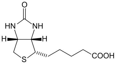 Формула биотина