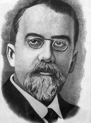 Яков Яковлевич Никитинский