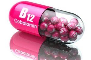Витамин В12 (цианокобаламин)