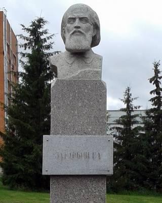 Памятник Захарьину Григорию Антоновичу