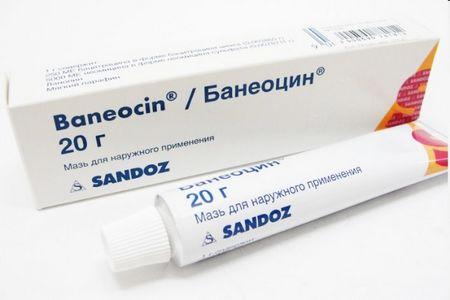 Банеоцин - аналог биомицина