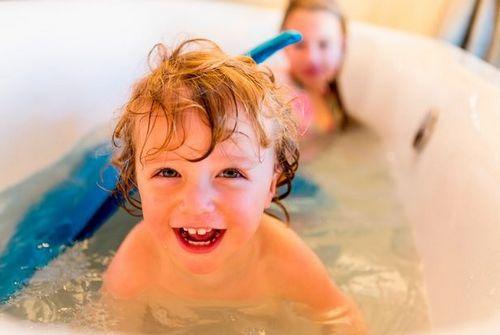 Водные процедуры для детей