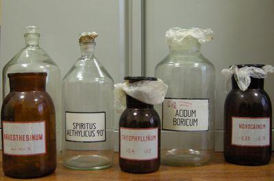 Антисептические средства (антисептики): механизм действия