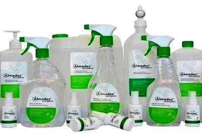 Алмадез концентрат – универсальное, безопасное средство дезинфекции