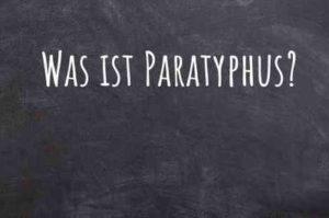 Паратиф (А и В): возбудитель, симптомы, лечение