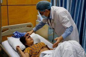 Лихорадка: патогенез, причины, лечение, измерение температуры тела