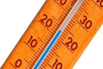 Измерение температуры воздуха термометрами (электронные, ртутные, спиртовые)