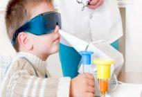 Виды процедур физиотерапии при пневмонии у детей